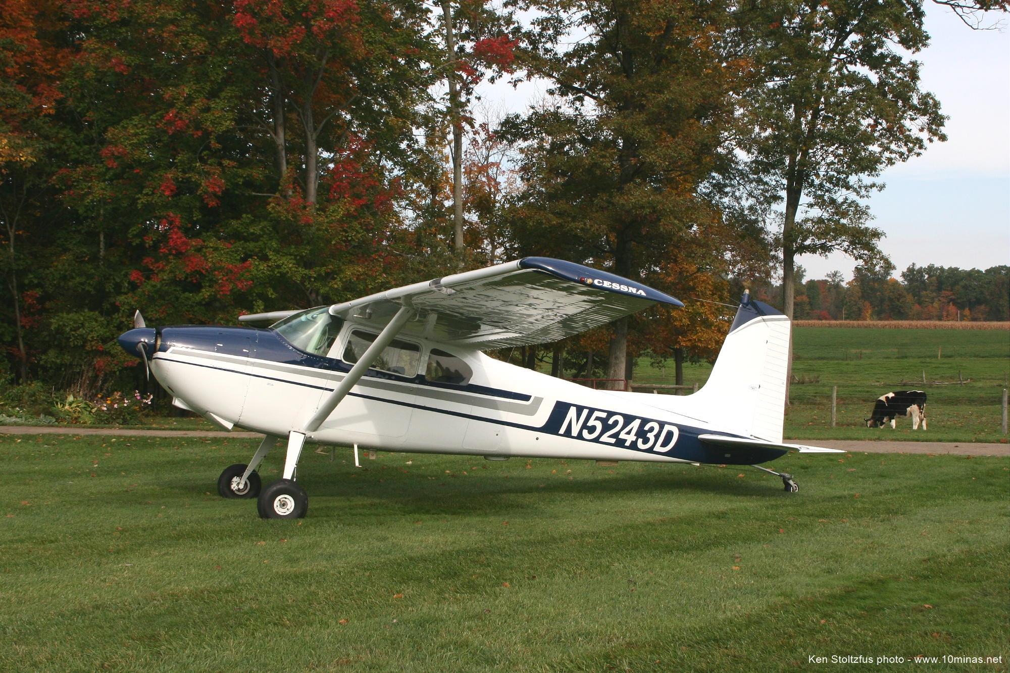 Cessna_180_Stoltzfus_Kidron_OH