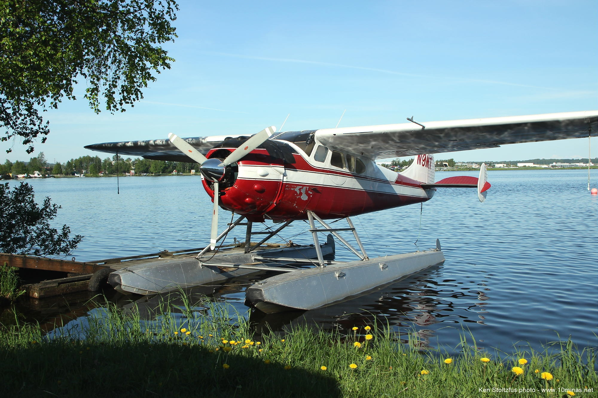 Cessna_195_seaplane_airplane_picture