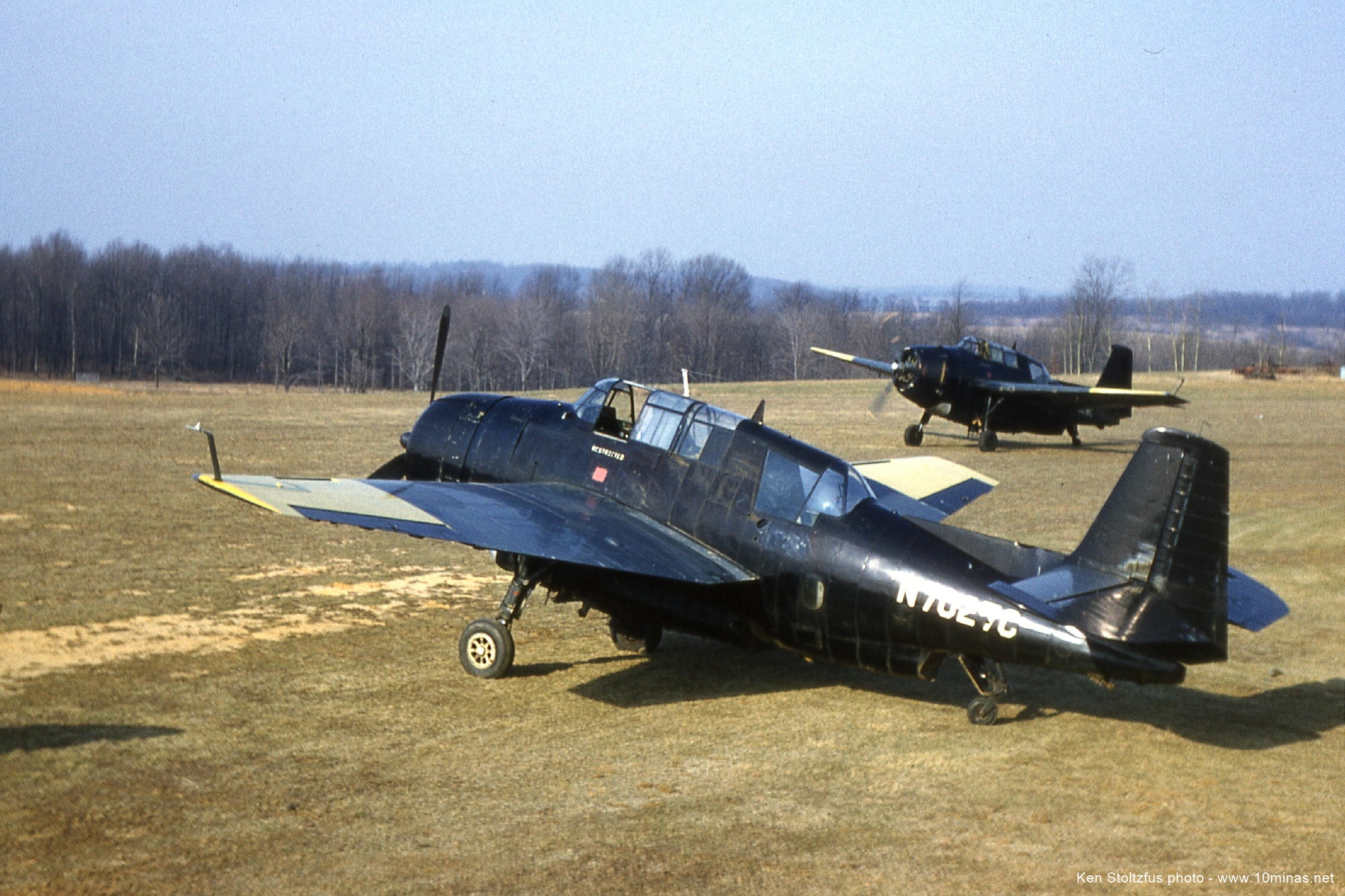 Grumman_TBM_Avenger_Aircraft_Photo